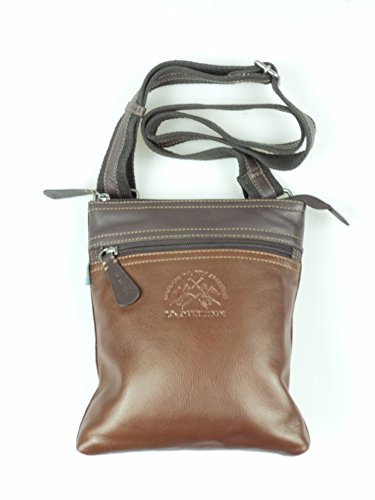 la-martina-womens-shoulder-bag-brown-brown-brown-size-one-size