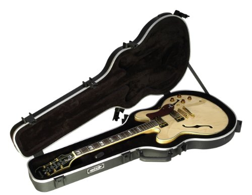SKB Thin Body Semi-Hollow Guitar Case (Hollow Body Electric Guitar Case compare prices)