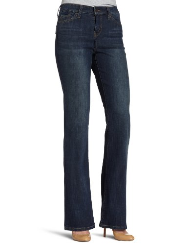 Levi's Women's 512 Bootcut Jean, Stormy Night, 12 Medium