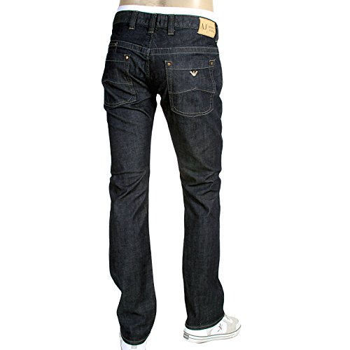 2967b86a Where to buy Armani Jeans mens J08 slim fit U6JO8 1M dark stretch ...