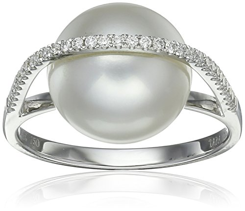 Tara-Pearls-Galaxy-18k-White-Gold-Pearl-and-Diamond-Ring-15cttw-G-H-Color-SI1-SI2-Clarity-Size-65