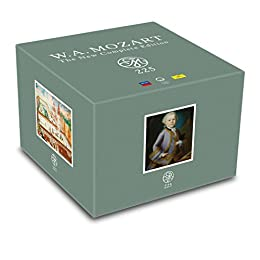 The New Complete Edition: Mozart 225 (English Version)