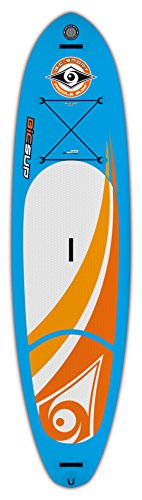 BIC Sport Sup AIR Inflatable Stand up Paddleboard, Blue, 10-Feet x 30-Inch x 20# x 200L