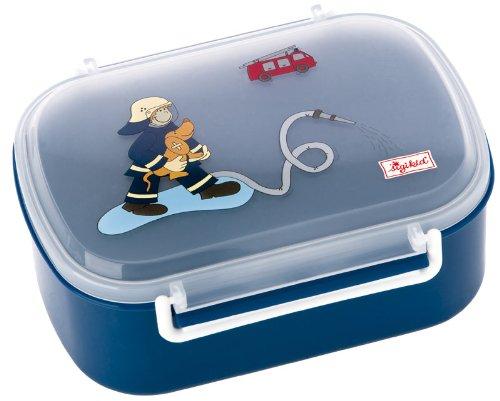 Imagen principal de Sigikid 23325 - Fiambrera para el almuerzo con diseño de bombero