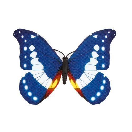 Kühlschrank Kühlschrank Decor Schmetterlings-Entwurf Magnetische Sticker Blau Weiß