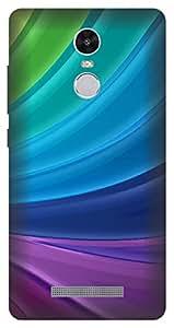 A Marc Inc. Back Cover for Xiaomi redmi note 3
