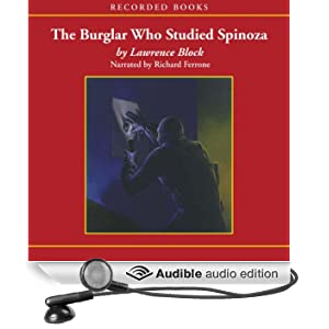 The Burglar Who Studied Spinoza (Unabridged)