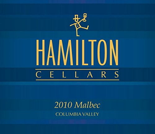 2010 Hamilton Cellars Malbec 750 Ml