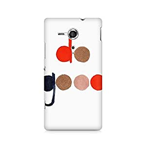 Ebby Do Good Premium Printed Case For Sony Xperia SP M35H