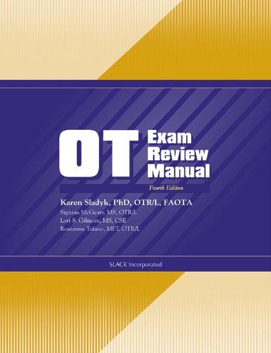 Ot Exam Review Manual