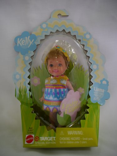 Barbie Kelly Easter Eggie Liana as a Li'l Egg (Target Exclusive 2001) - 1