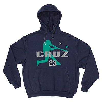 "Nelson Cruz Seattle Mariners ""Air Cruz"" Hooded Sweatshirt"