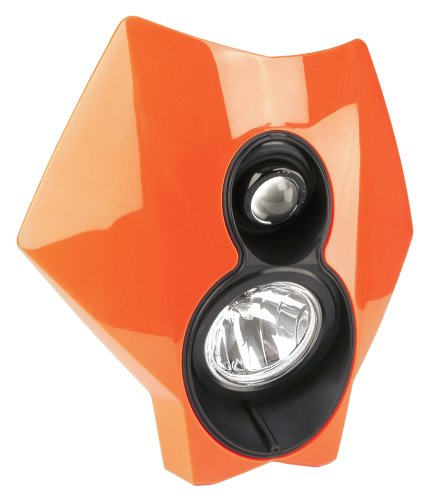 Trail Tech (36E3M-70) X2 Eclipse 70W Off-Road Motorcycle HID Headlight (Ktm 300 Headlight Switch compare prices)