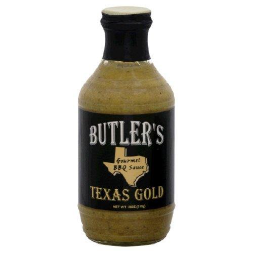 Butlers, Sauce Bbq Apl Cdr Vngr Ms, 18 OZ (Pack of 12)