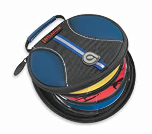 Atlantic 8706-59 Halogen Portable Multimedia Storage Case (Blue) (Discontinued by Manufacturer)