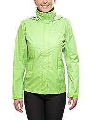Marmot PreCip raincoat Ladies green 2015