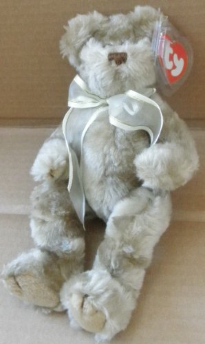 TY Attic Treasure Collection Beverly the Teddy Bear Stuffed Animal Plush Toy
