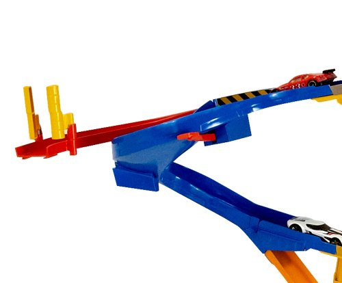 hot wheels wall tracks template - hot wheels wall tracks starter set 027084950380
