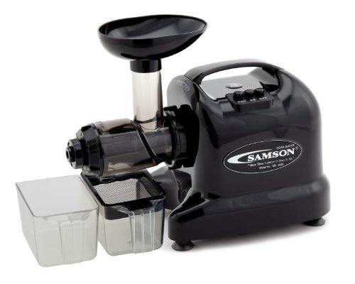 the samson juicer is not nearly as popular as the omega juicers however it performs very well in and comparisons with the omega the - Omega Juicers