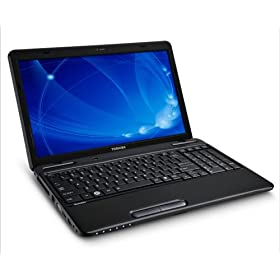 Toshiba Satellite L655-S5115 Notebook