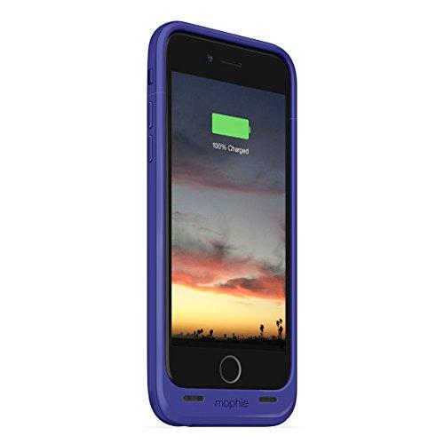 日本正規代理店品・保証付mophie juice pack air for iPhone 6 パープル  MOP-PH-000095