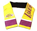 NBA Jersey Scarf/Los Angeles Lakers Gold at Amazon.com