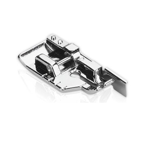 """Foxnovo 1/4"""" Quilting /Patchwork Foot With Edge Guide For Domestic Sewing Machines (Silver)"""