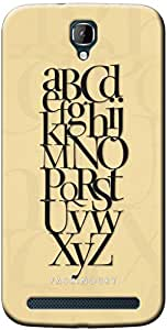 Fashionury Printed Back Case Cover For Panasonic Eluga Icon -Print27827