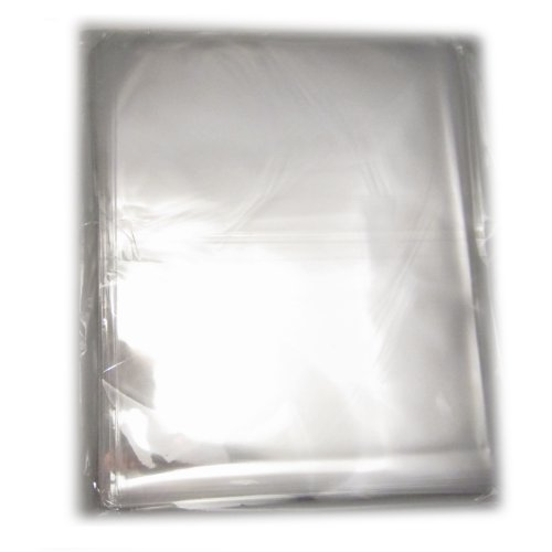 100X Clear Flat Cello/Cellophane Treat Bag 11X14 Inch(1.2Mil) Gift Basket Supplies
