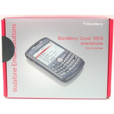 BlackBerry 8310 Curve GPS Titan Vodafone (Prosumer& Enterprise)