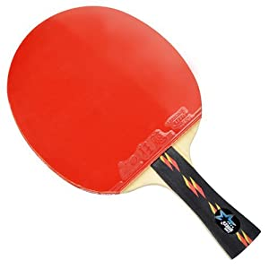 DHS Table Tennis Racket #TS4002, Ping Pong Paddle, Table Tennis Racquets - Shakehand