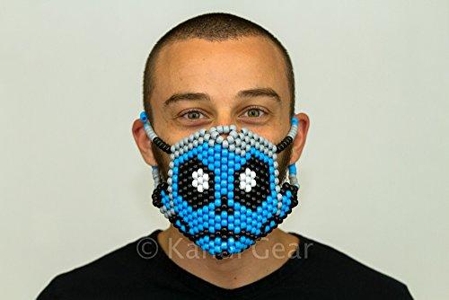 Zomboy edc Surgical Kandi Mask by Kandi Gear