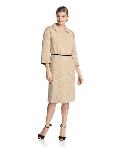 Nina Ricci Women's Belted Coat Dress