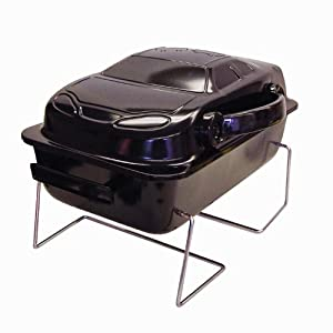 636 Distributing, Inc 2500 CAR-BQ Portable Charcoal Grill by 636 Distributing, Inc