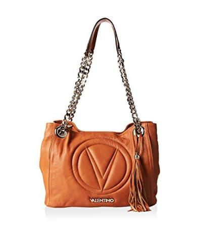 Valentino Bags by Mario Valentino Women's Luisa 2 Shoulder Bag, Whiskey