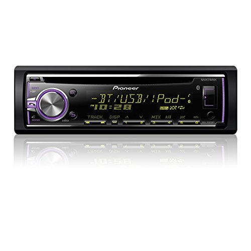 pioneer-deh-x6810bt-cd-receiver-with-mixtrax-and-bluetooth-usb