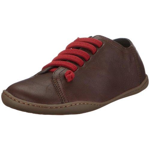 Camper, Peu Cami 20848, Sneaker, Donna, Marrone (Braun (Soria Kenia/Cami Iroco)), 38