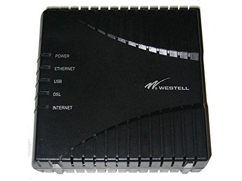 Westell ProLine E90-610030-06 DSL Modem and Router with Cables (Westell Model 6100 compare prices)