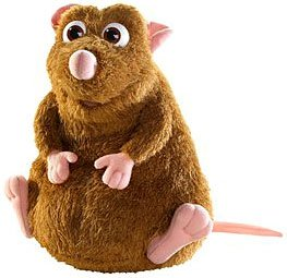 Buy Low Price Mattel Disney Pixar Ratatouille Movie Toy Plush Talking Figure Emile (B000RLBLW8)