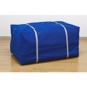 引っ越し 輸送用 布団一式保管袋 持ち運びベルト付