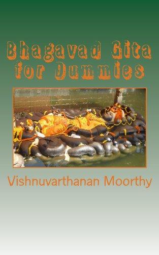Book: Bhagavad Gita for Dummies by Vishnuvarthanan Moorthy