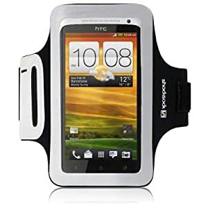 HTC One X Shocksock Reflective Sports Armband / Case / Cover / Holder
