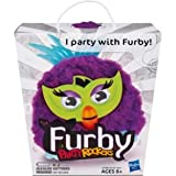 Furby Party Rockers Purple Interactive Soft Toy