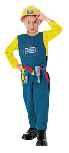 Little Boys' Junior Builder Toddler Costume