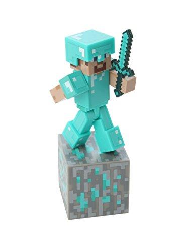 Minecraft Diamond Steve Action Figure (Minecraft Figures Diamond Steve compare prices)