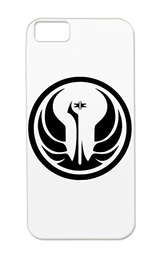 Galactic Republic Black Senate Republic Star Wars Starwars Sith Symbols Shapes Jedi Clonewars Clonetrooper For Iphone 5C Case