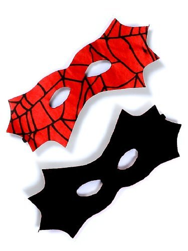 Creative Education's Reversible Spider Bat Mask