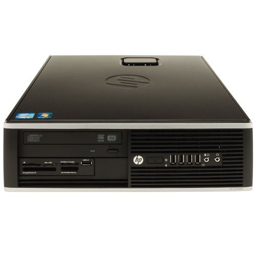 HP XY110ET#ABU 6200P Small Form Factor Desktop (Intel i5-2400, 4GB RAM, 500GB HDD, Windows 7 64-Bit)