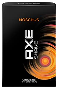 Axe Moschus Aftershave, 100 ml