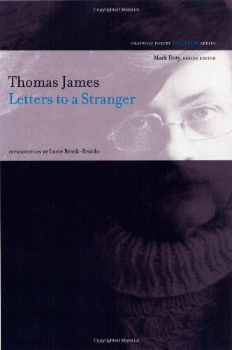 Letters to a Stranger: Poems (Re/View)